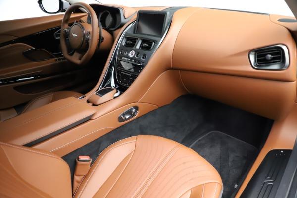New 2020 Aston Martin DB11 V12 AMR for sale $263,561 at Alfa Romeo of Westport in Westport CT 06880 19