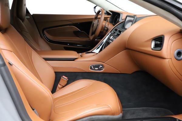 New 2020 Aston Martin DB11 V12 AMR for sale $263,561 at Alfa Romeo of Westport in Westport CT 06880 20