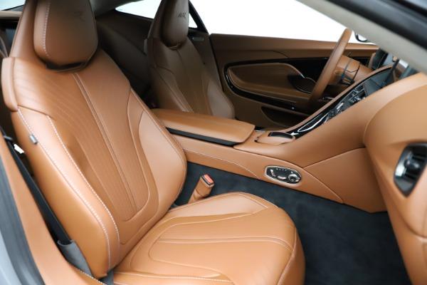 New 2020 Aston Martin DB11 V12 AMR for sale $263,561 at Alfa Romeo of Westport in Westport CT 06880 21