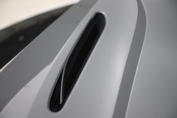 New 2020 Aston Martin DB11 V12 AMR for sale $263,561 at Alfa Romeo of Westport in Westport CT 06880 25