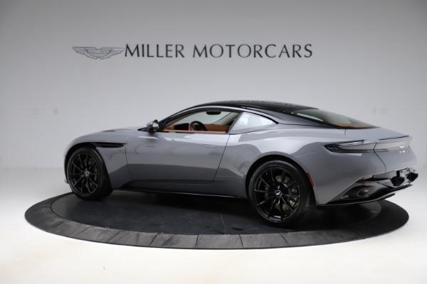 New 2020 Aston Martin DB11 V12 AMR for sale $263,561 at Alfa Romeo of Westport in Westport CT 06880 3