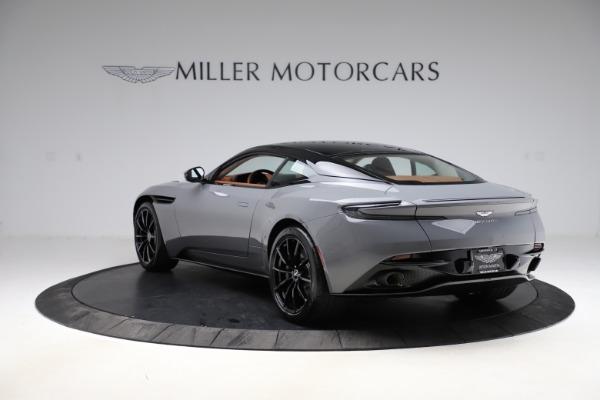New 2020 Aston Martin DB11 AMR for sale $263,561 at Alfa Romeo of Westport in Westport CT 06880 4