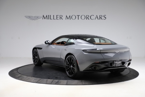 New 2020 Aston Martin DB11 V12 AMR for sale $263,561 at Alfa Romeo of Westport in Westport CT 06880 4