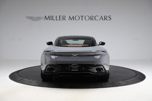 New 2020 Aston Martin DB11 V12 AMR for sale $263,561 at Alfa Romeo of Westport in Westport CT 06880 5