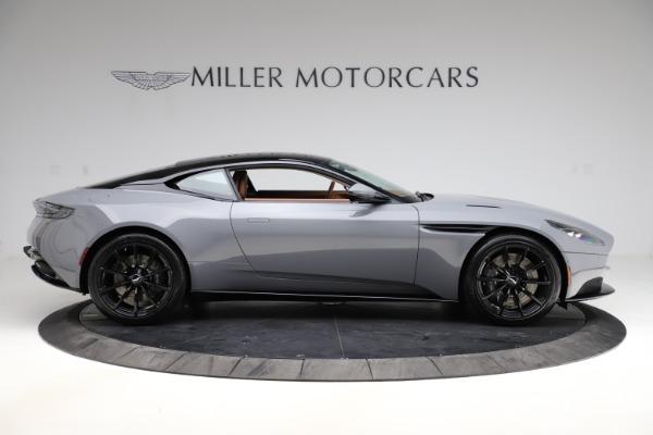 New 2020 Aston Martin DB11 AMR for sale $263,561 at Alfa Romeo of Westport in Westport CT 06880 8