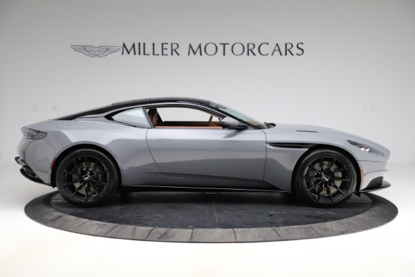 New 2020 Aston Martin DB11 V12 AMR for sale $263,561 at Alfa Romeo of Westport in Westport CT 06880 8
