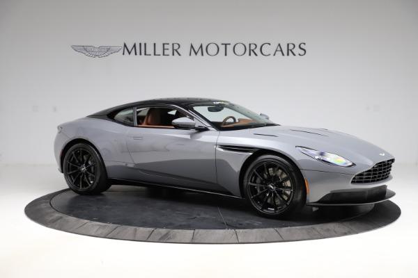 New 2020 Aston Martin DB11 V12 AMR for sale $263,561 at Alfa Romeo of Westport in Westport CT 06880 9