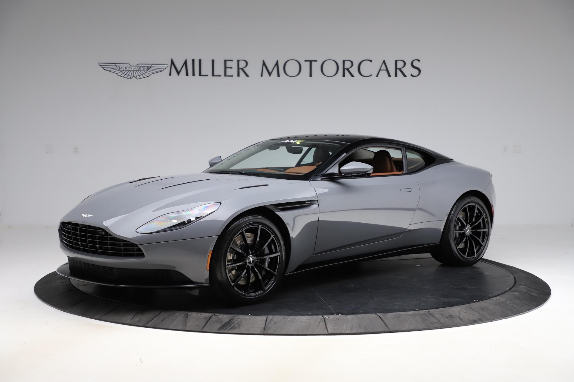 New 2020 Aston Martin DB11 AMR for sale $263,561 at Alfa Romeo of Westport in Westport CT 06880 1