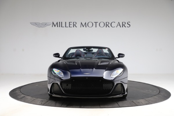 New 2021 Aston Martin DBS Superleggera Volante for sale $402,286 at Alfa Romeo of Westport in Westport CT 06880 11