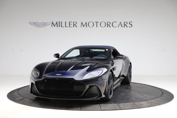 New 2021 Aston Martin DBS Superleggera Volante for sale $402,286 at Alfa Romeo of Westport in Westport CT 06880 15