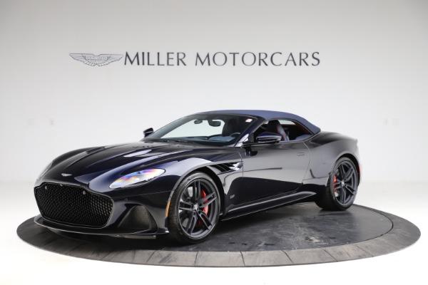 New 2021 Aston Martin DBS Superleggera Volante for sale $402,286 at Alfa Romeo of Westport in Westport CT 06880 16