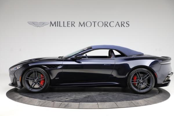 New 2021 Aston Martin DBS Superleggera Volante for sale $402,286 at Alfa Romeo of Westport in Westport CT 06880 17