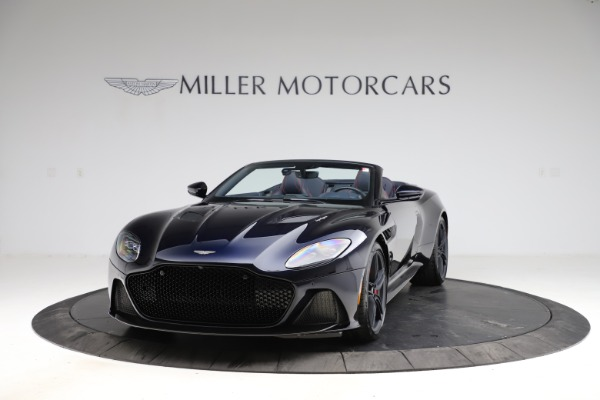 New 2021 Aston Martin DBS Superleggera Volante for sale $402,286 at Alfa Romeo of Westport in Westport CT 06880 18