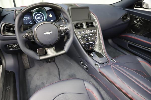 New 2021 Aston Martin DBS Superleggera Volante for sale $402,286 at Alfa Romeo of Westport in Westport CT 06880 20