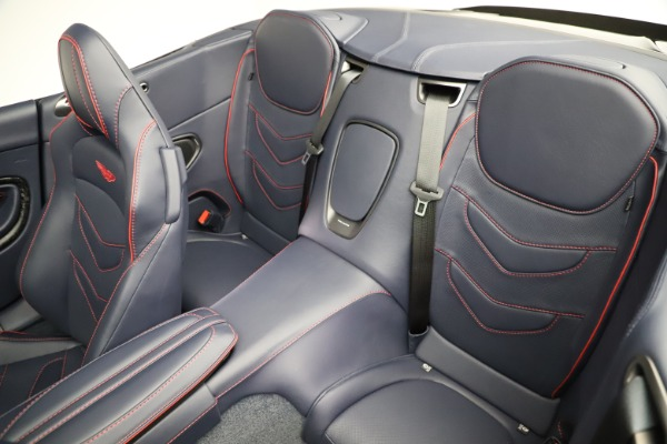 New 2021 Aston Martin DBS Superleggera Volante for sale $402,286 at Alfa Romeo of Westport in Westport CT 06880 22
