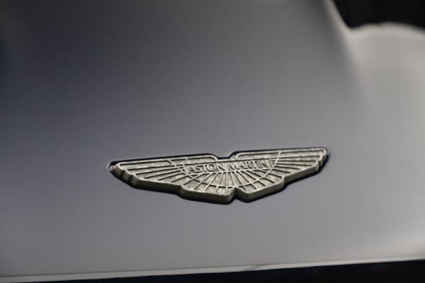 New 2021 Aston Martin DBS Superleggera Volante for sale $402,286 at Alfa Romeo of Westport in Westport CT 06880 28