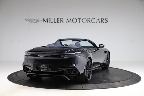 New 2021 Aston Martin DBS Superleggera Volante for sale $402,286 at Alfa Romeo of Westport in Westport CT 06880 6
