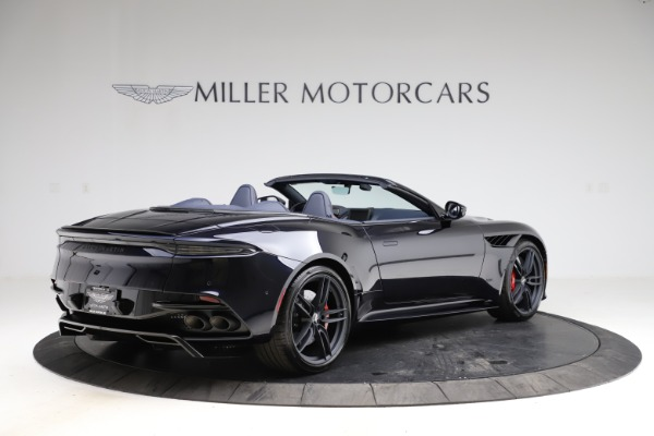New 2021 Aston Martin DBS Superleggera Volante for sale $402,286 at Alfa Romeo of Westport in Westport CT 06880 7