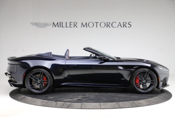 New 2021 Aston Martin DBS Superleggera Volante for sale $402,286 at Alfa Romeo of Westport in Westport CT 06880 8