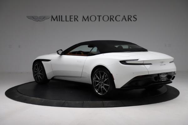New 2021 Aston Martin DB11 Volante for sale $269,486 at Alfa Romeo of Westport in Westport CT 06880 15