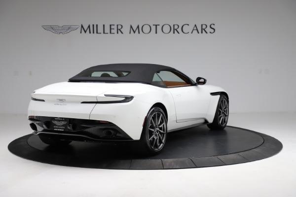 New 2021 Aston Martin DB11 Volante for sale $269,486 at Alfa Romeo of Westport in Westport CT 06880 16