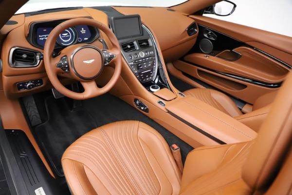 New 2021 Aston Martin DB11 Volante for sale $269,486 at Alfa Romeo of Westport in Westport CT 06880 20