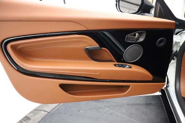 New 2021 Aston Martin DB11 Volante for sale $269,486 at Alfa Romeo of Westport in Westport CT 06880 22