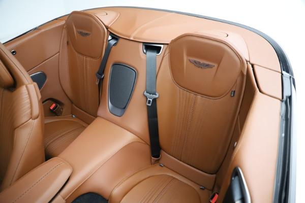 New 2021 Aston Martin DB11 Volante for sale $269,486 at Alfa Romeo of Westport in Westport CT 06880 23