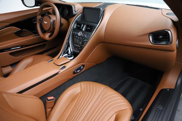 New 2021 Aston Martin DB11 Volante for sale $269,486 at Alfa Romeo of Westport in Westport CT 06880 24