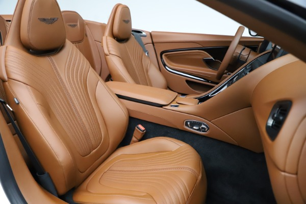 New 2021 Aston Martin DB11 Volante for sale $269,486 at Alfa Romeo of Westport in Westport CT 06880 25