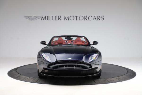 New 2021 Aston Martin DB11 Volante Convertible for sale $261,486 at Alfa Romeo of Westport in Westport CT 06880 11