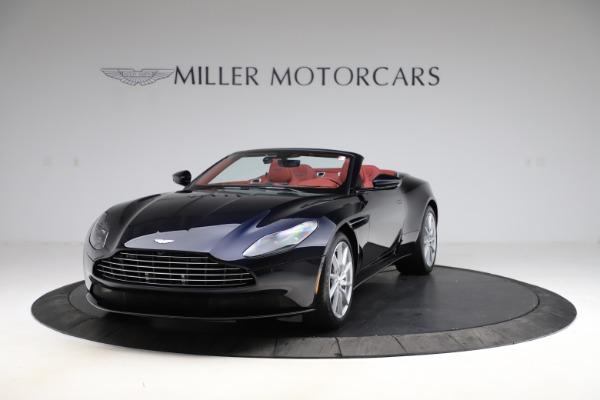 New 2021 Aston Martin DB11 Volante Convertible for sale $261,486 at Alfa Romeo of Westport in Westport CT 06880 12