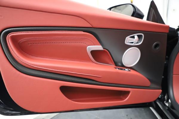 New 2021 Aston Martin DB11 Volante Convertible for sale $261,486 at Alfa Romeo of Westport in Westport CT 06880 16