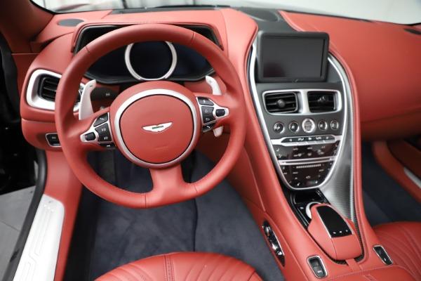 New 2021 Aston Martin DB11 Volante Convertible for sale $261,486 at Alfa Romeo of Westport in Westport CT 06880 18