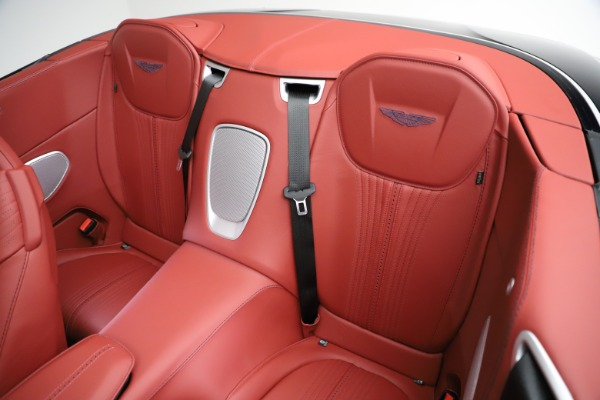New 2021 Aston Martin DB11 Volante Convertible for sale $261,486 at Alfa Romeo of Westport in Westport CT 06880 19