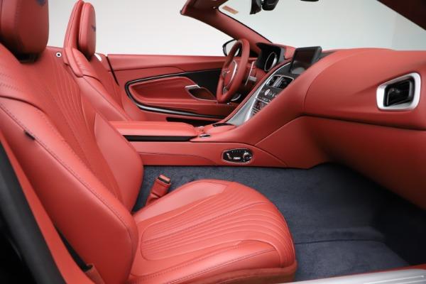 New 2021 Aston Martin DB11 Volante Convertible for sale $261,486 at Alfa Romeo of Westport in Westport CT 06880 21