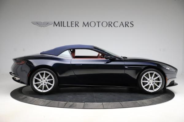 New 2021 Aston Martin DB11 Volante Convertible for sale $261,486 at Alfa Romeo of Westport in Westport CT 06880 23