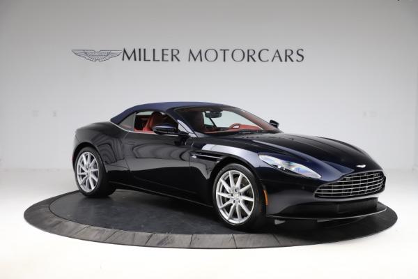 New 2021 Aston Martin DB11 Volante Convertible for sale $261,486 at Alfa Romeo of Westport in Westport CT 06880 24