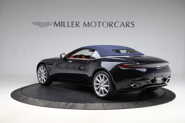 New 2021 Aston Martin DB11 Volante Convertible for sale $261,486 at Alfa Romeo of Westport in Westport CT 06880 27