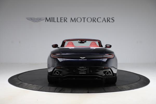 New 2021 Aston Martin DB11 Volante Convertible for sale $261,486 at Alfa Romeo of Westport in Westport CT 06880 5