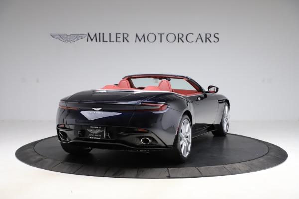 New 2021 Aston Martin DB11 Volante Convertible for sale $261,486 at Alfa Romeo of Westport in Westport CT 06880 6