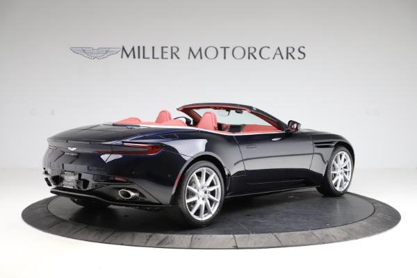 New 2021 Aston Martin DB11 Volante Convertible for sale $261,486 at Alfa Romeo of Westport in Westport CT 06880 7