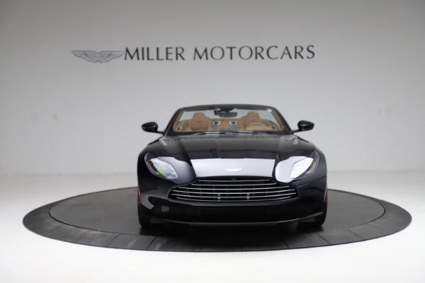 New 2021 Aston Martin DB11 Volante for sale $265,186 at Alfa Romeo of Westport in Westport CT 06880 11