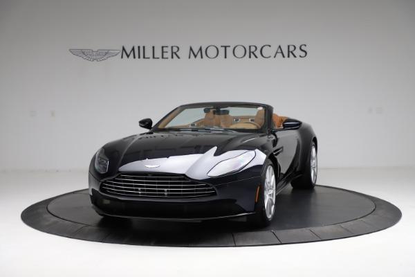 New 2021 Aston Martin DB11 Volante for sale $265,186 at Alfa Romeo of Westport in Westport CT 06880 12