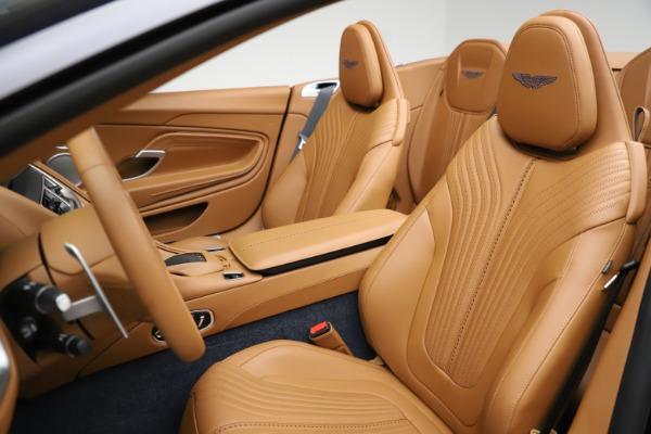 New 2021 Aston Martin DB11 Volante for sale $265,186 at Alfa Romeo of Westport in Westport CT 06880 14