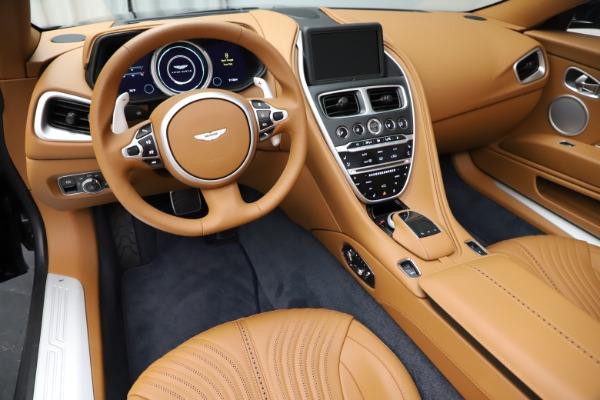 New 2021 Aston Martin DB11 Volante for sale $265,186 at Alfa Romeo of Westport in Westport CT 06880 15