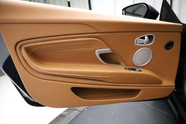 New 2021 Aston Martin DB11 Volante for sale $265,186 at Alfa Romeo of Westport in Westport CT 06880 16