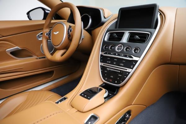 New 2021 Aston Martin DB11 Volante for sale $265,186 at Alfa Romeo of Westport in Westport CT 06880 18