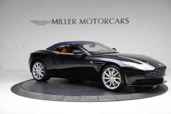 New 2021 Aston Martin DB11 Volante for sale $265,186 at Alfa Romeo of Westport in Westport CT 06880 23
