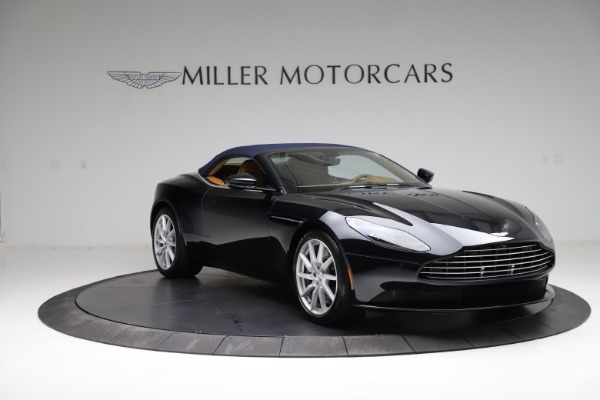 New 2021 Aston Martin DB11 Volante for sale $265,186 at Alfa Romeo of Westport in Westport CT 06880 24